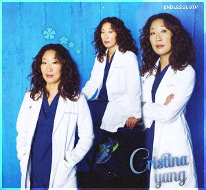 • EndlesslyTV.skyrock.com ▬ Personnage : Sandra Oh / Cristina Yang________→ Création ~ Inspiration décoration ~ Décoration ~ Texte.