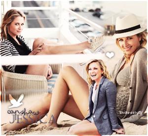 • EndlesslyTV.skyrock.com ▬ Personnage : Jessica Capshaw / Arizona Robbins_______→ Création ~ Inspiration décoration ~ Décoration ~ Texte.