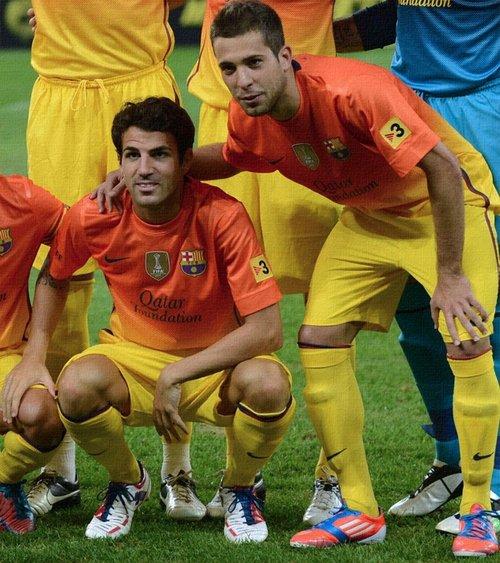 Jordi Alba 11.08.12