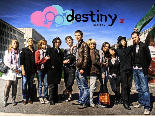 Destiny : L'histoire