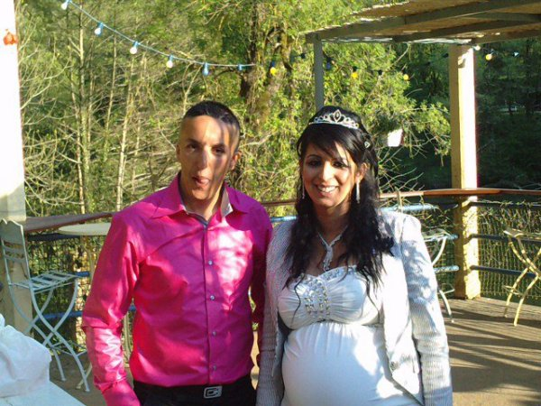 Ma cousine et mimoun <3