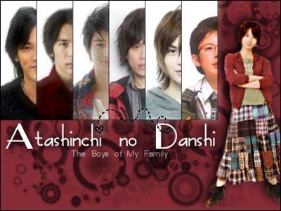 Atashinchi No Danshi. Comédie.
