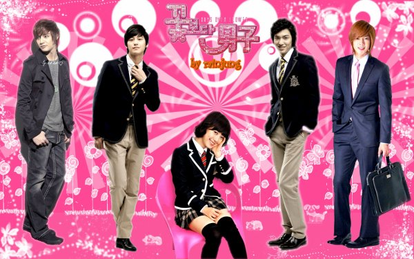 Boys Before Flowers. Romance/Comédie.