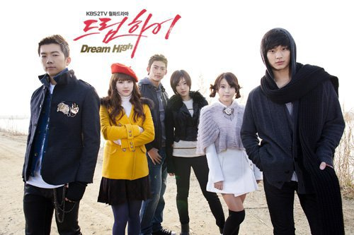 Dream High. Ecole/Musique/Romance
