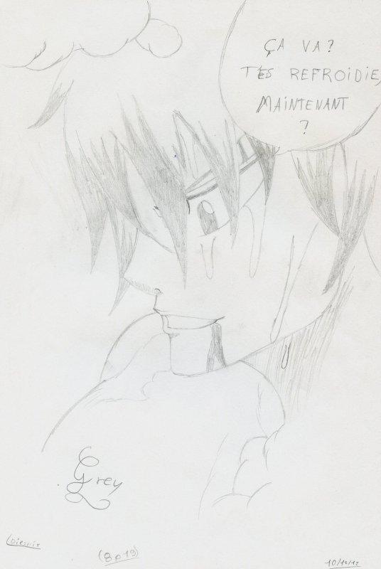 Mes dessins Fairy Tail