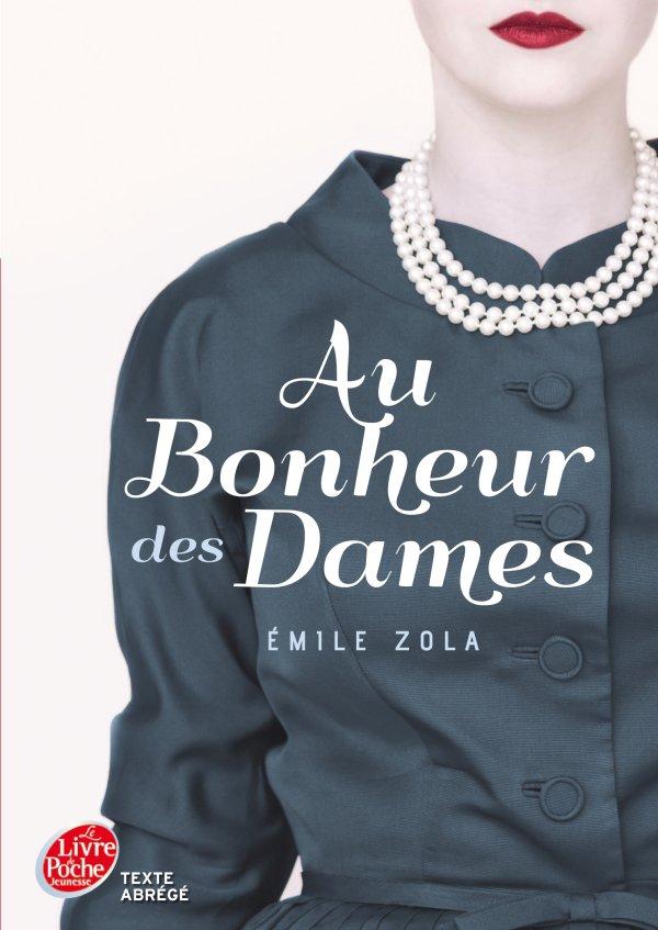 - {Emile Zola} -  Bonheur des Dames.