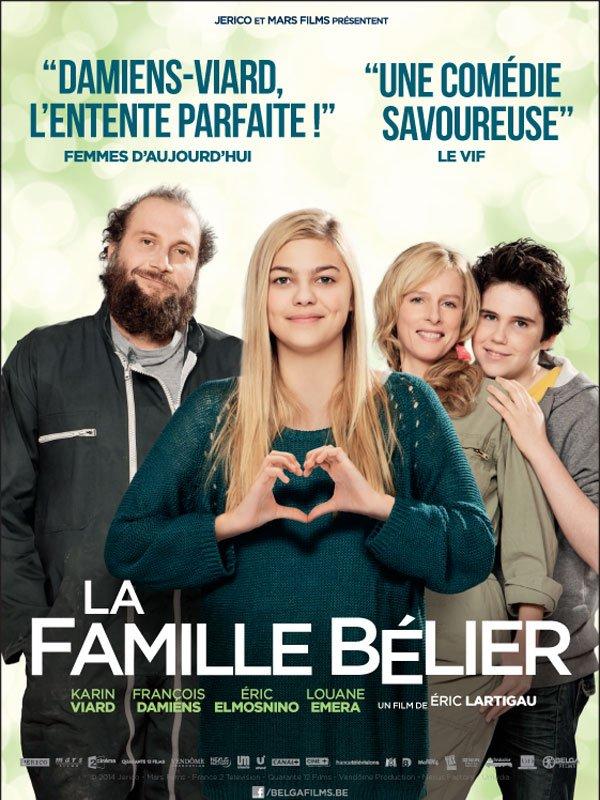 - {Éric Lartigau} -  Famille Bélier ♥