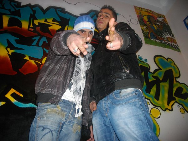 ---- AmoR RaSta CrazY 41 & TAHA EL 3oMDa   ----  * Pas De TahLaB *