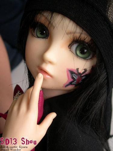 my best emo doll