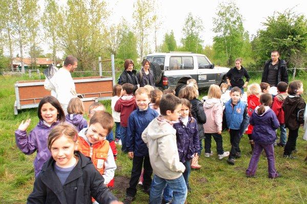 Visite école maternelle