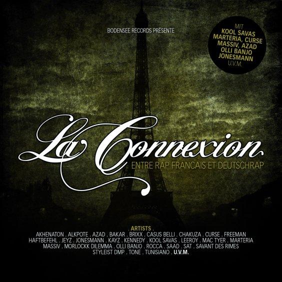 La Connexion / Sat L'Artificier-Sous Estimés feat baba saad (2009)