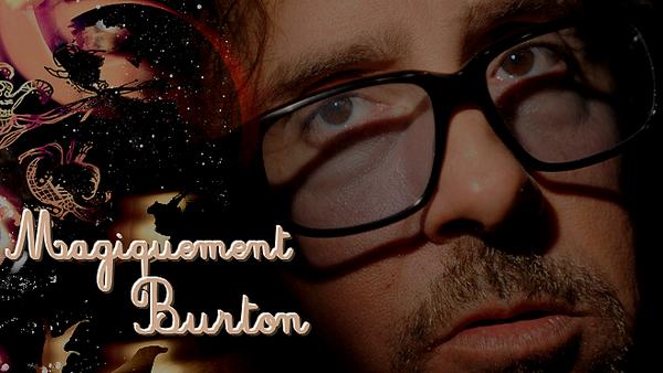 Bienvenue dans l'univers Burtonien.