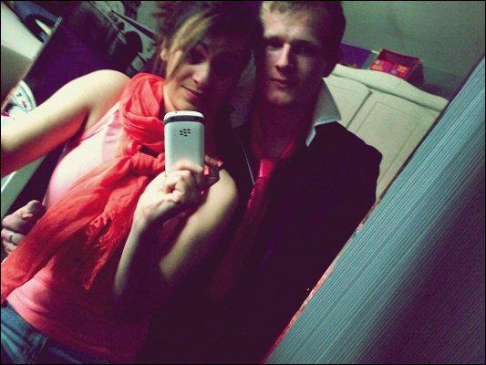 Je t'ai rencontré, et crois moi c'est a partir de sa que ma vie à changée..♥