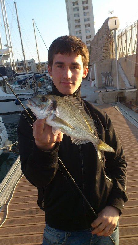 Pêche du 26 février 2012