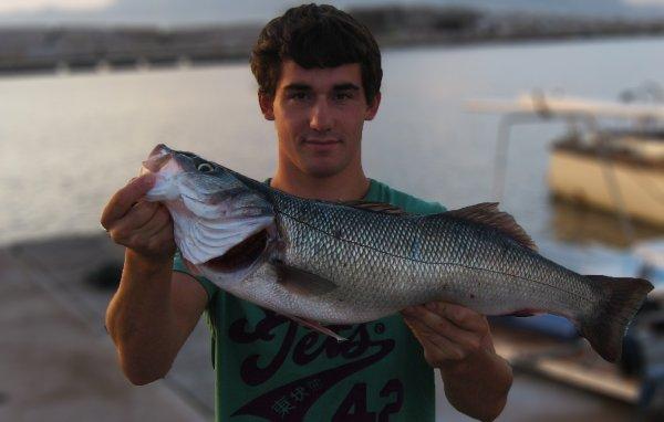 Pêche du 6 septembre 2013