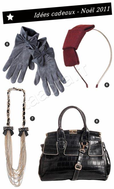 12 idées cadeaux mode pour Noël