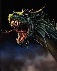 le dragon de la guerre