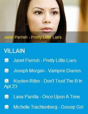 """. JUIN 2012 : """"Bing Video"""" : Janel Parrish."""