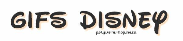 ♥ Gifs disney