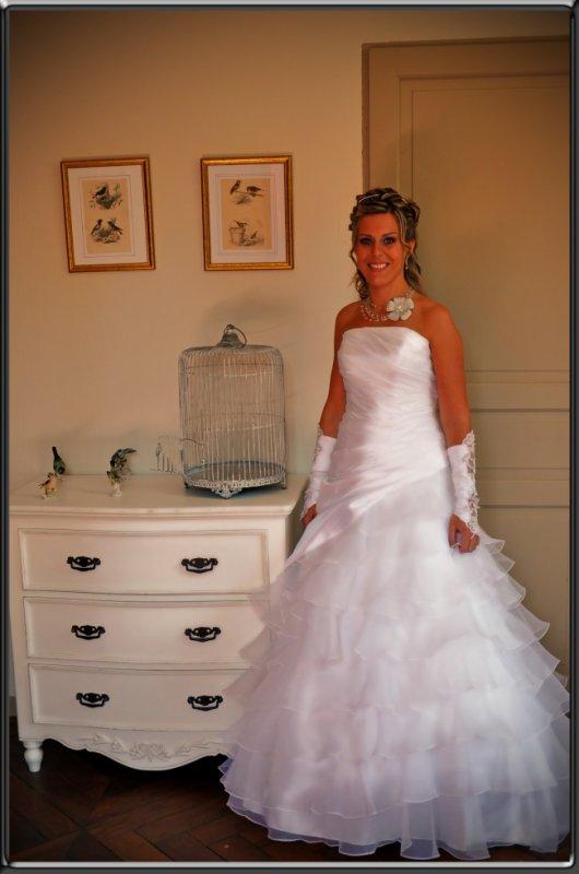 La marié et les oiseaux