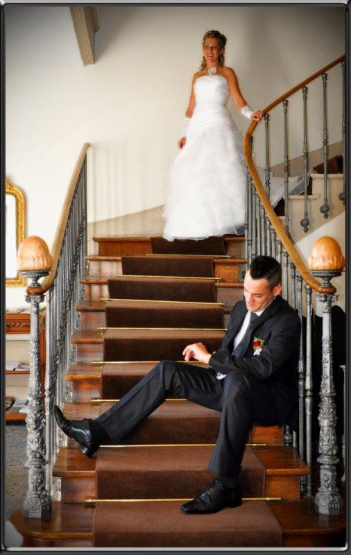 L'attente du marié
