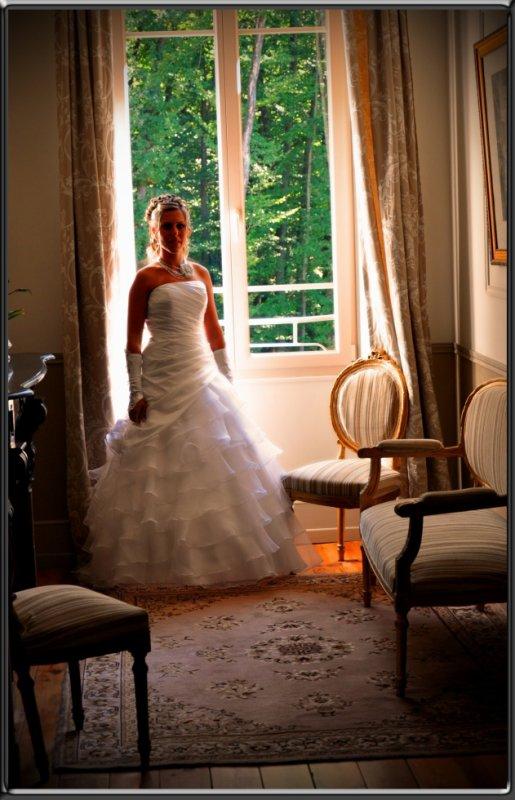 L'attente de la marié
