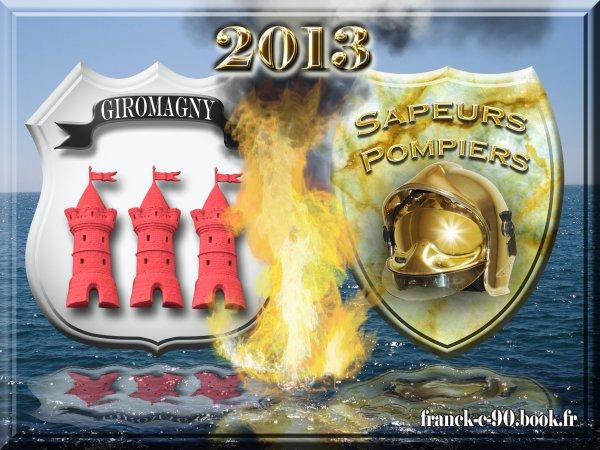 Calendrier 2013 de Giromagny