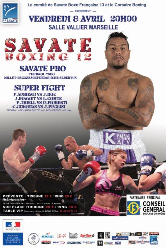Savate Boxing 12