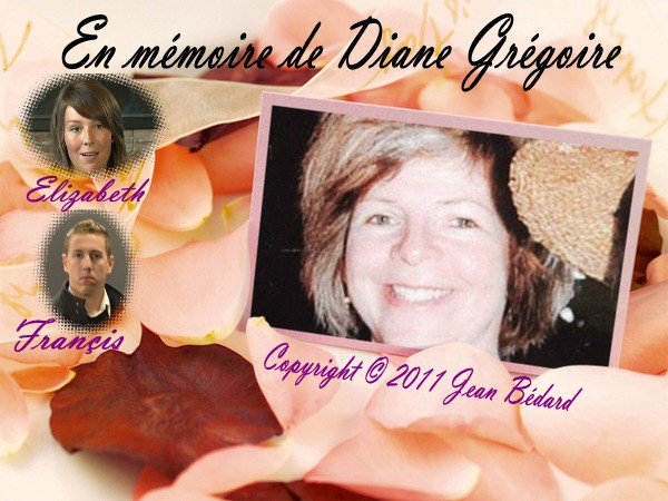 Au revoir Diane