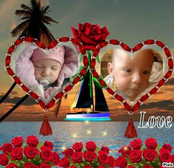 Mes deux petits amours