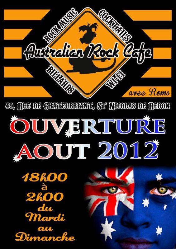 Australian Rock Cafe ( Rom's )