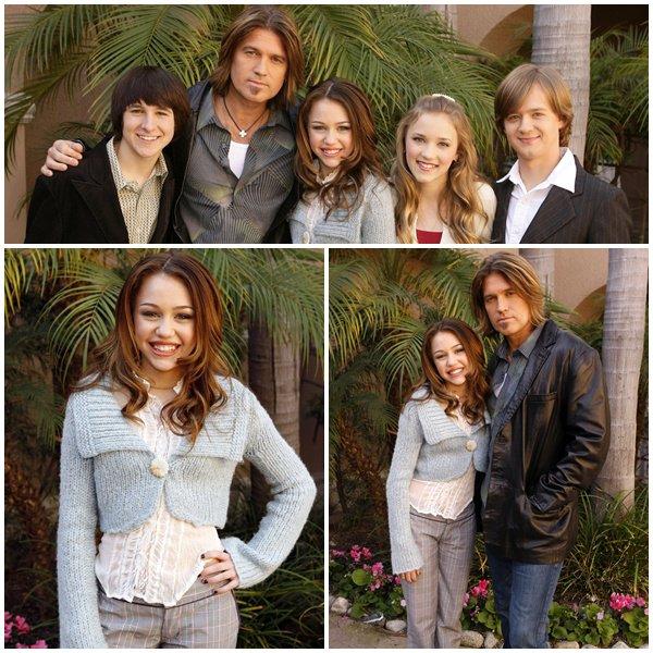 Hannah Montana Press Conference - January 10, 2006