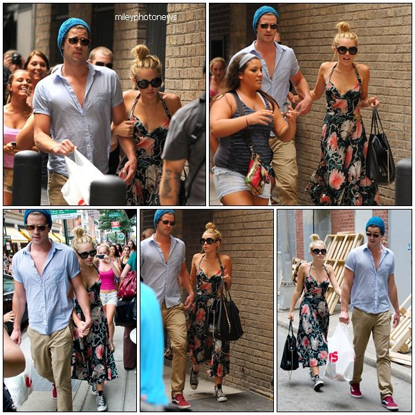 New York City, New York - July 19, 2012