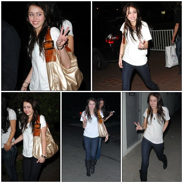 Out and About in Santa Monica - February 28, 2008