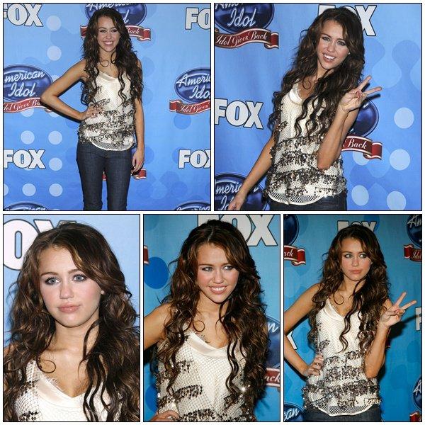American Idol Gives Back - April 6, 2008