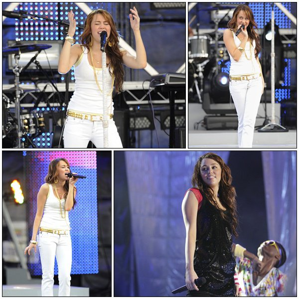 Disney Channel Games - Performance - May 3, 2008