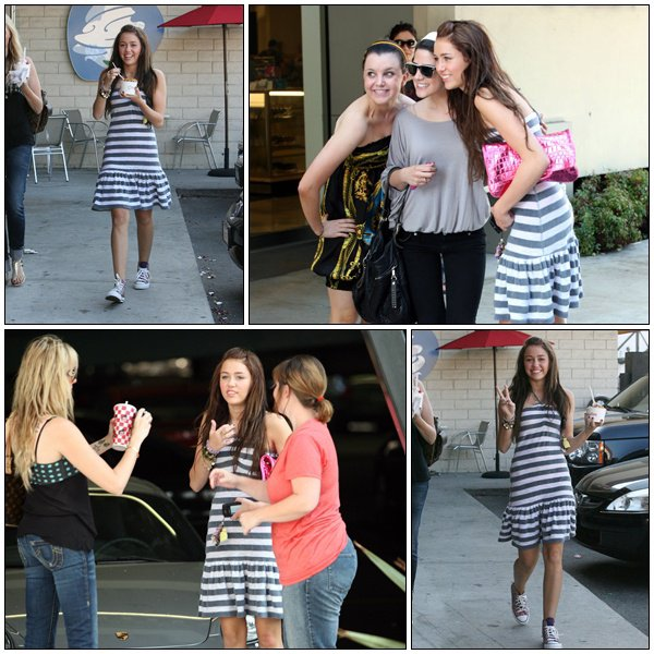 Westfield Mall, Beverly Hills - July 27, 2008