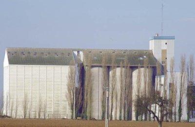 silo a céréales