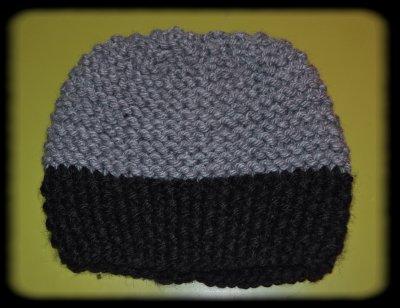Un autre petit bonnet :)