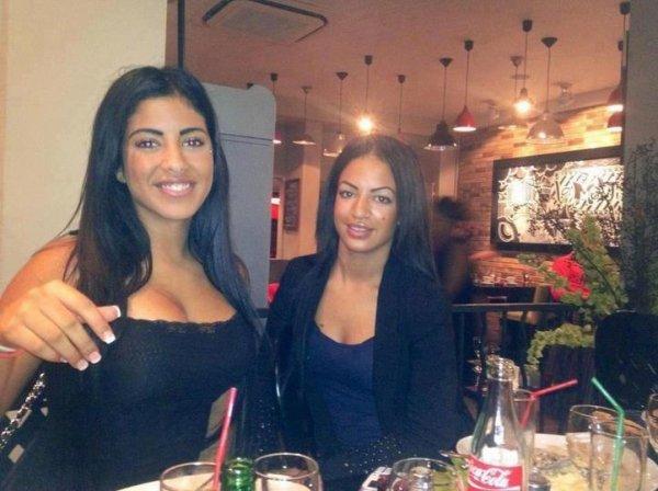 Super soirée ! .Avec nadia