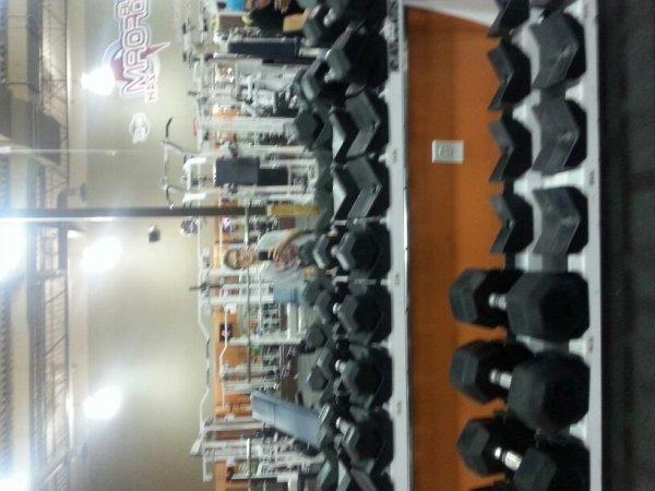 Gym time !  :p