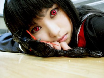 La Fille des Enfers (地獄少女, Jigoku Shōjo) Ai Enma