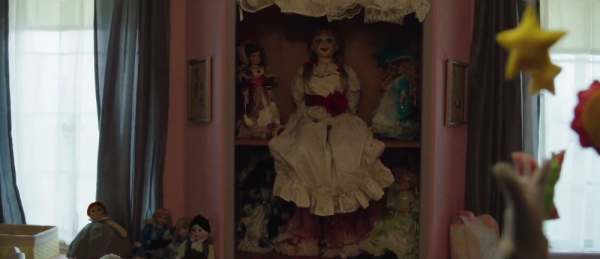 avant conjuring il y avait annabelle