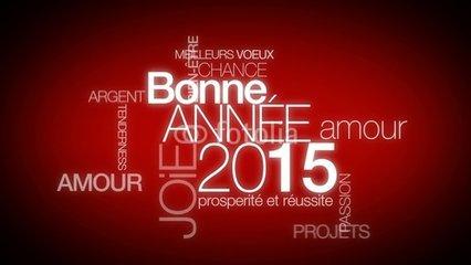 BONNE ANNEE 2015 tout le monde meilleur v½ux  plein de bonheur, d'amour , réussite et la santé INCHALLAH  bisous mouaaahhh