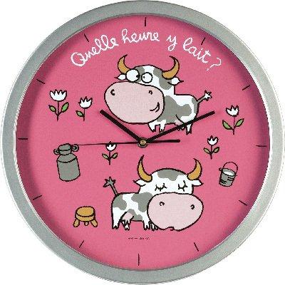 Quelle heure y lait ?
