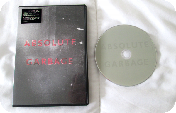 "Supports album ""Absolute Garbage"" (2007)"