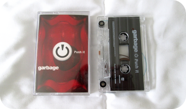 "Supports single ""Push it"" (1998)"