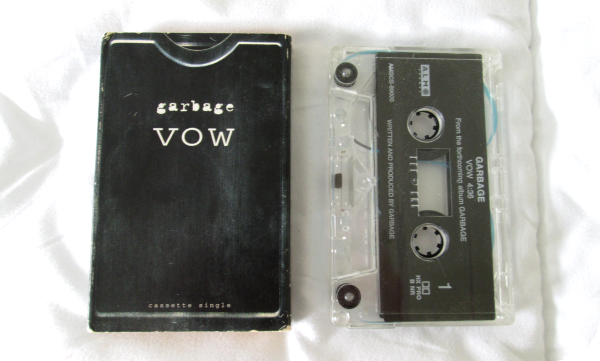 "Supports single ""Vow"" (1995)"