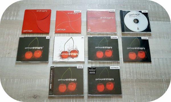 """Supports single """"Androgyny"""" (2001)"""