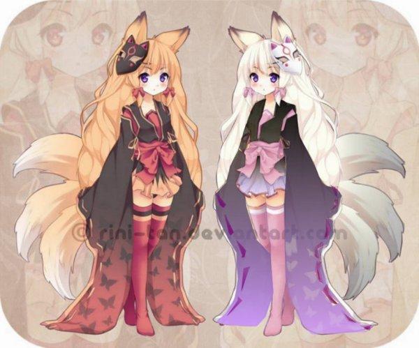 Fiction 1 - Clan Kitsune.